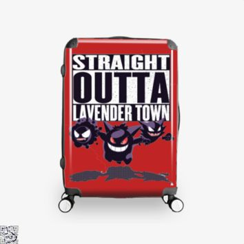 Straight Outta Lavender Town, Pokemon Suitcase