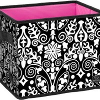 Scout Hang-10 Storage Bin, Inked, Set of 2