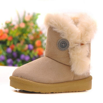 boots for toddlers 2015 Super Warm Winter Baby Boy Girl Ankle Boots Infant Snow Boots Shoes Antiskid Cute Kids/Children Shoes First Walkers = 1945820292