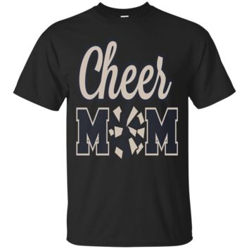 Cool Cheer Mom T-shirt for Proud Mothers of Cheerleader Kid T-shirt