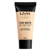 NYX Stay Matte But Not Flat Liquid Foundation - Ivory - #SMF01
