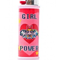 My Bubblegum Fantasy Girl Power Lighter Case | Dolls Kill