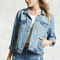 Contemporary Denim Jacket
