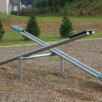 Planet Playgrounds Free Standing Fun See Saw