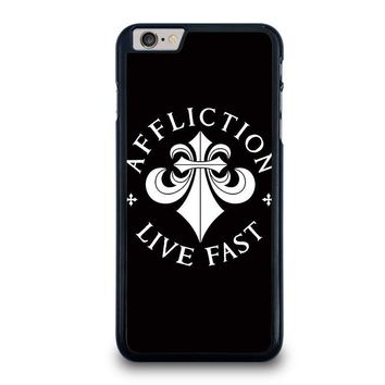 affliction iphone 6 6s plus case cover  number 2
