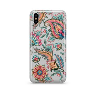 Lola Paisley - Clear Case Cover