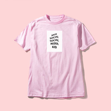 Pink Rip Off Tee