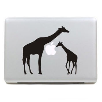 Giraffesdecals mac sticker mac macbook decal mac by AppleParadise