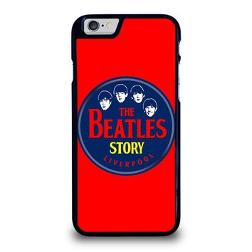 THE BEATLES STORY LIVERPOOL iPhone 6 / 6S Case