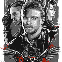 """The Reaper Calls"" A tribute to Sons of Anarchy by Robert Bruno"