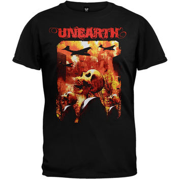 Unearth - Bombers T-Shirt