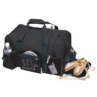"Duffle ""Dance"" Bag,4366,multi-colored,One-Size"