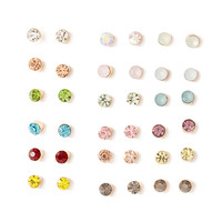 Multi-Colored Stud Set