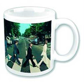 6 The Beatles Mugs - Abbey Road Inspired
