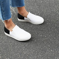 Free People Varsity Slip On Sneaker