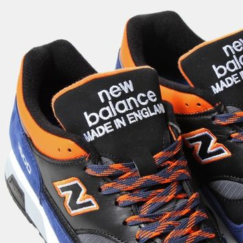Buy New Balance M1500RBO Shoes - Blue/Orange from Urban Industry | Urban Industry
