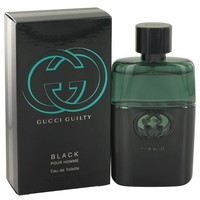 Gucci Guilty Black by Gucci Eau De Toilette Spray 1.6 oz