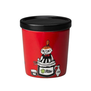 Moomin jar Little My's day 0,3l by Arabia