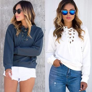 2017 Women Tops Series Autumn Winter New Sexy Long Sleeve Slim Fit Tee Tops Casual T-shirt For Women A16418