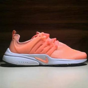 NIKE Air Presto White Small Hook NIKE Air Presto Fashion Women/Men Running Sport Casual Cushion Shoes Sneakers G-CSXY-3