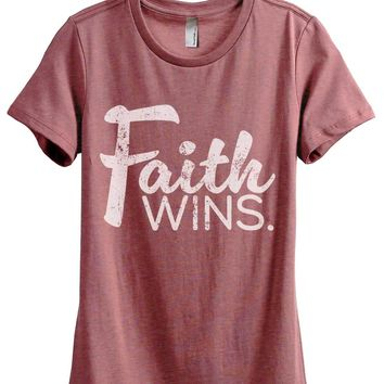 Faith Wins
