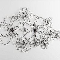 Cyan Design Six Flower Fancy Wall Art - 05833