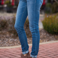 The Christina Skinny Jean, Denim