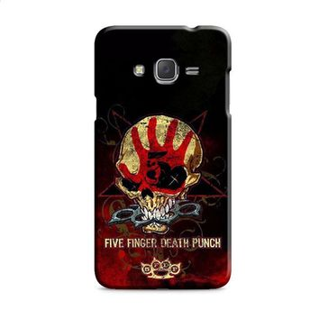 Death Punch Skull Samsung Galaxy J7 2015 | J7 2016 | J7 2017 Case