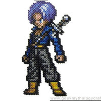 Dragonball Z / DBZ Trunks Bead Sprite