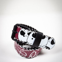 Nightmare Before Christmas 'Jack Foil' Belt