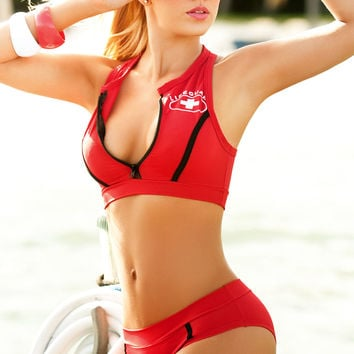 Sassy Lifeguard Swimwear | Swimwear | Clothing | Spurst