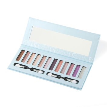 Expert Bridal Bliss Eyeshadow Palette  | Icing