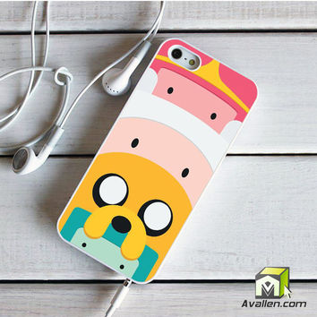 Adventure Time  Group iPhone 5|5S Case by Avallen