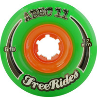 Abec11 Freeride 66Mm 81A