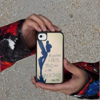 Disney tingkerball Peter Pan Quotes , iPhone 4, iPhone 5, iPhone 5S, iPhone 5C.