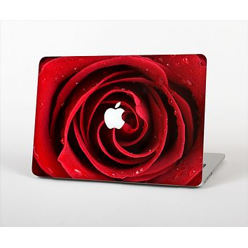 The Layered Red Rose Skin Set for the Apple MacBook Air 11""