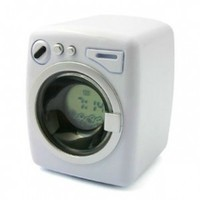 INFMETRY:: Washing Machine Alarm Clock - Home&Decor