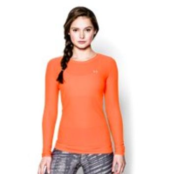 Under Armour Women's UA Sun Sheer Long Sleeve