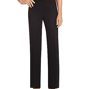 Preston & York York Relaxed Crepe Pants - Black
