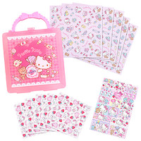 Buy Sanrio Hello Kitty Origami & Sticker Set in Plastic Case at ARTBOX
