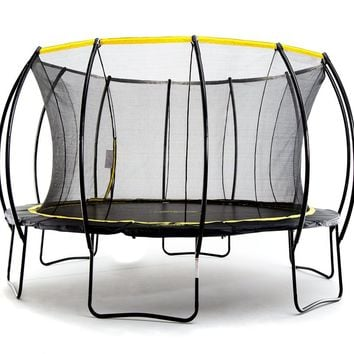 Stratos 12ft Trampoline With Full Enclosure Net System