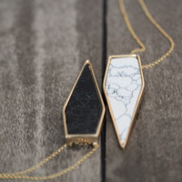 Summit Marble Necklace