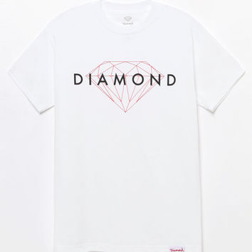 Diamond Supply Co Brilliant Script T-Shirt at PacSun.com
