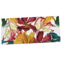 "Lydia Martin ""Flower Power"" Desk Mat, 26"" - Outlet Item"