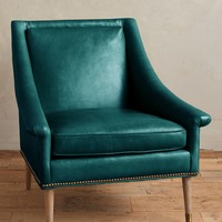 Premium Leather Tillie Armchair