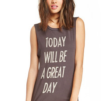 Today Will Be A Great Day Tank