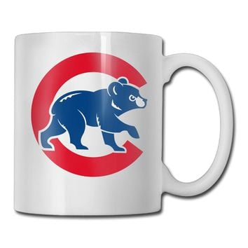 Chicago Lovely Cubs coffee mug gift children tazas ceramic tumbler caneca tea Cups