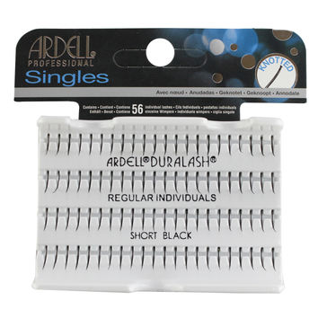 Ardell Regular Individual Lash, Black, Short