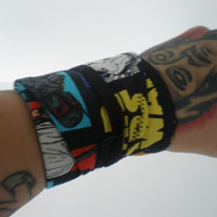Star Wars crossfit wrist wraps