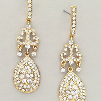 Alexa Chandelier Earrings